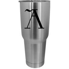 Celtic Monogrammed Tumbler