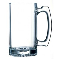 (1) 25oz Handled Libbey Beer Mug