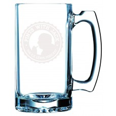 Pints With Jack Engraved 27oz Beer Mug