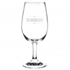 Bourbon Guys Stemmed Whisky Glass