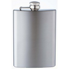 Custom Engraved 8oz Stainless Steel Flask