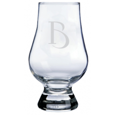 Monogrammed Celtic Glencairn Whisky Glass