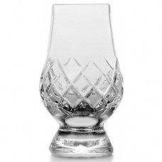 (2) Cut Crystal Glencairn Whisky Glass