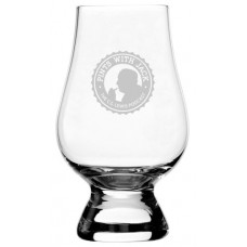 Pints With Jack Engraved Glencairn Glass